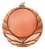 Медаль бронзовая с гравировкой или встакой